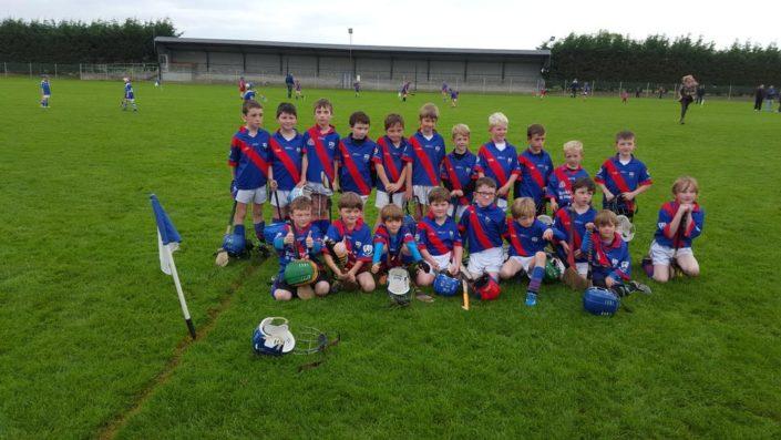 u8 team vs Feenagh-Kilmeady (Limerick) 2015