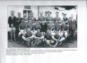 Drumcullen Senior Team - 1941