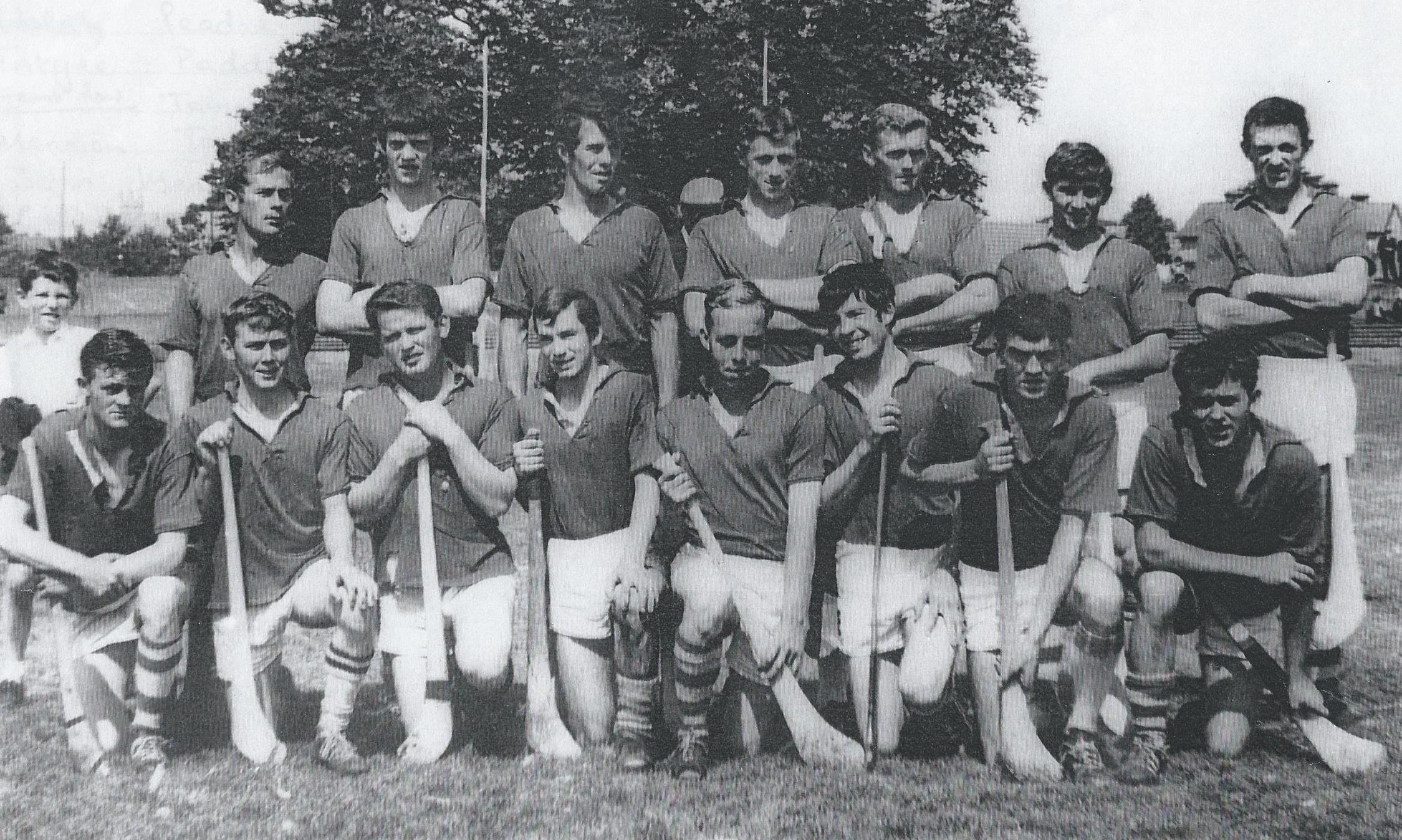 Drumcullen Senior Team - 1969