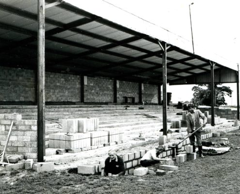 1984 Building the Stand